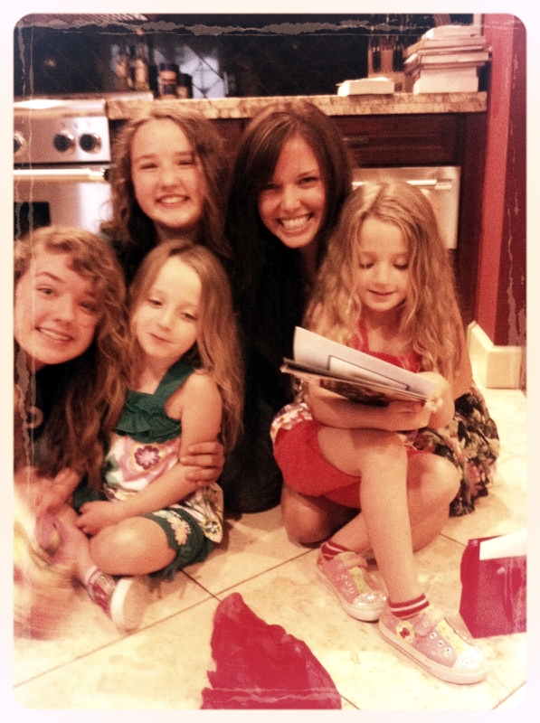 Love these girls so much. They definetly changed my world.
