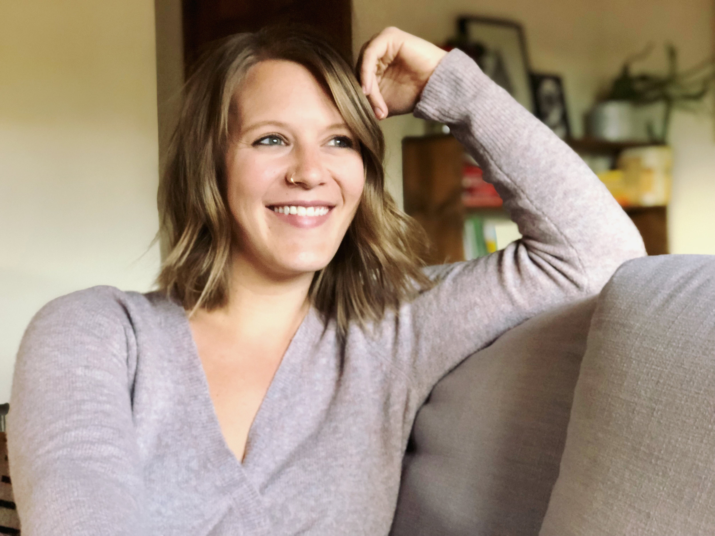 Kelsey Ullrich, LMHC, CYT, and Holistic Coach - Why work with me? I get it. There are a lot of self-proclaimed experts on love and sex out there. What makes me different? First of all, I teach and coach not only from a place of professional experience but also personal. I too, once struggled with toxic relationships and behaviors around love and sex. Relationships that were abusive, neglectful, and even addictive. At one point I even believed it would be impossible to ever have a healthy, loving relationship. Through my own journey and healing I discovered the root cause to my own dysfunction in love and sex. Today, I am in a loving partnership and finally feel worthy of healthy, stable love. It hasn't been an easy journey. But worth the work. This began with learning how to truly love myself. For the women who struggle with love and sex, I want you to experience this sense of liberation too. I want you to know you're not alone and it's okay to struggle in this life area. Most of all, I want you to know that healing is possible.You can learn more about my story here.