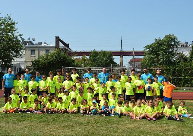 Summer Camp 2019 - Happy campers! #CityStarzSoccer #queenssoccer #astoriasoccer #youthsoccer #fun #soccer #summercamp #summerfun @weheartastoria