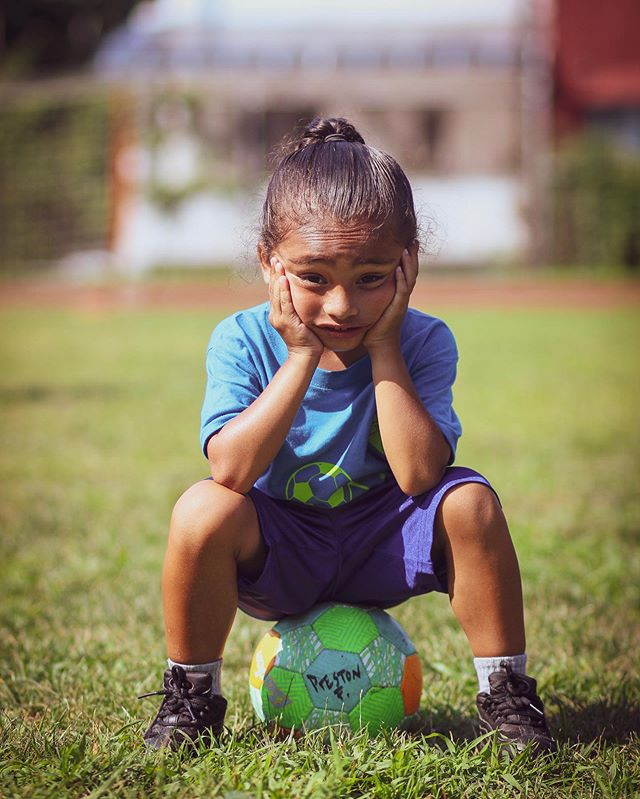 That feeling when you realize it's Saturday and there is no soccer camp. #soccercamp #summercamp #queenskids #queenssoccer #soccerqueens #soccer #fun #sun #astoriaqueens