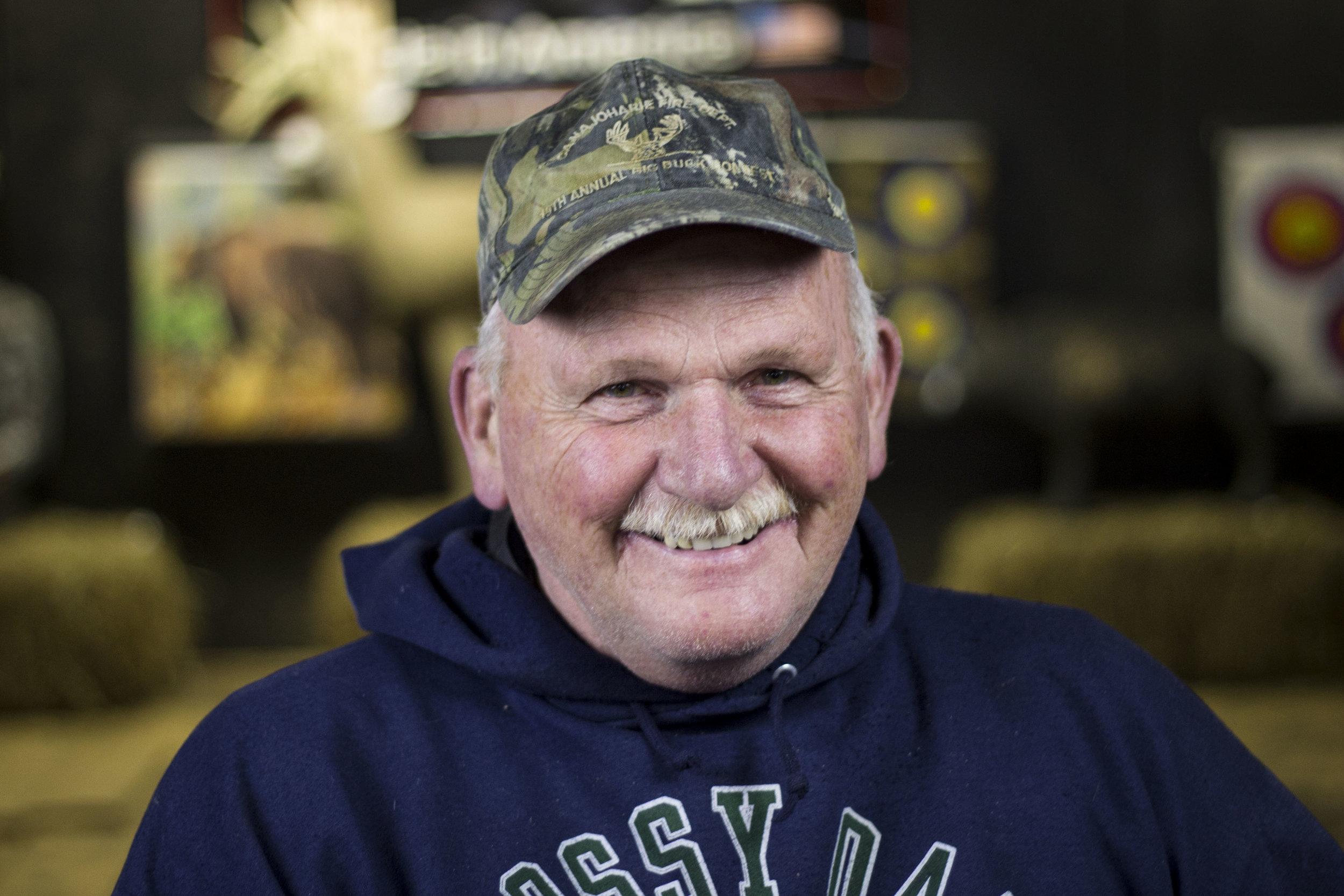 Dick Nichols - FatherService TechnicianInstructor