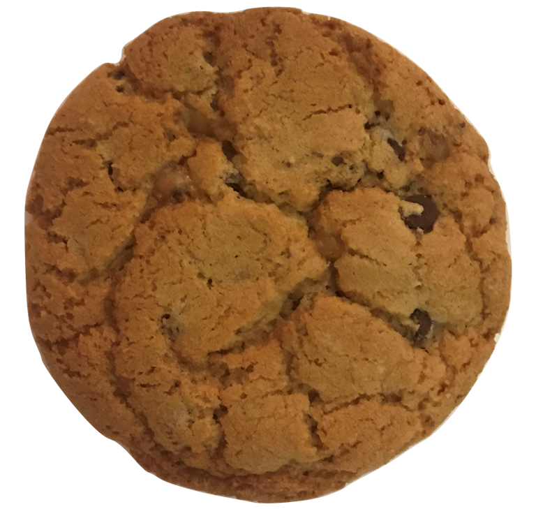 Toffee Chocolate Chip Cookie from Sweets & Cream Dessert and Catering in Tulsa