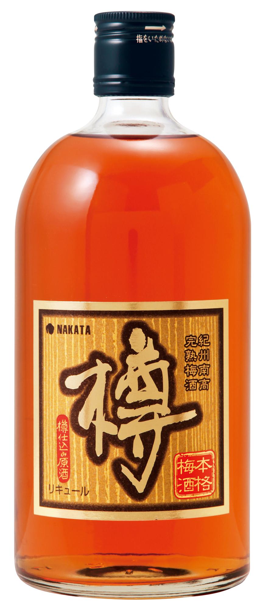 Barrel-aged Umeshu Taru, 1 year 20%