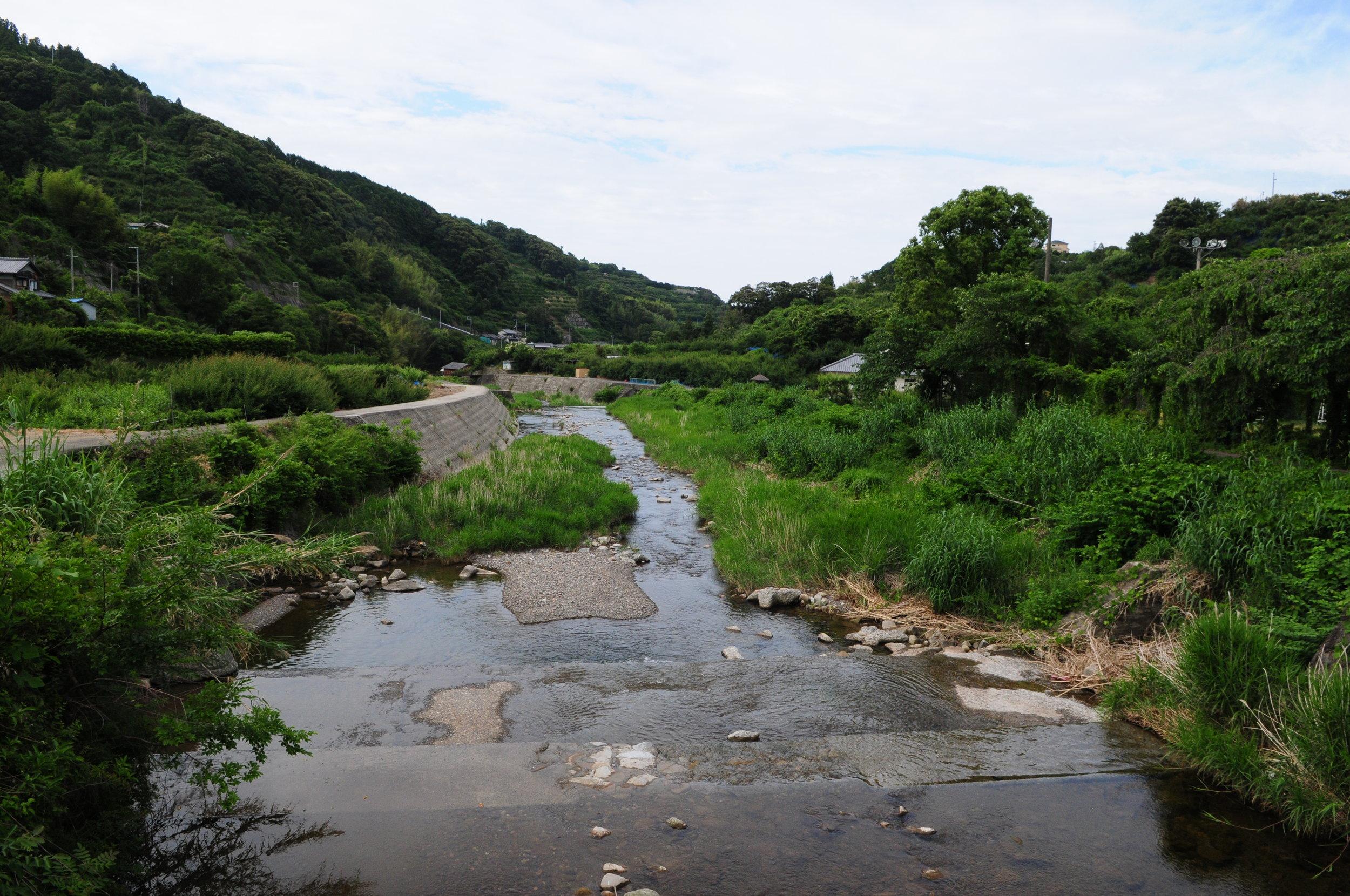 Nagano area, Tanabe City
