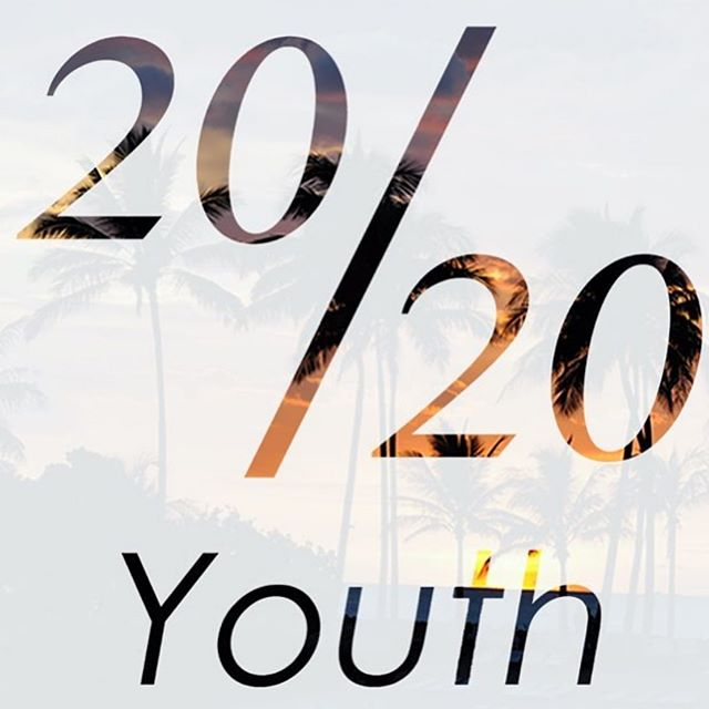 Hey 2020! 👋🏼 Don't miss tonight's service. Bring a friend,  and come ready for an awesome word + some outdoor games after! 💛 Doors open at 7:15pm. See you there.