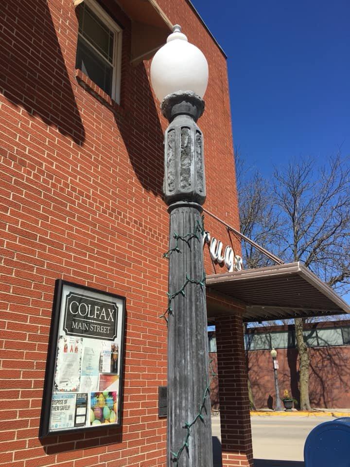 Photo: Colfax Main Street