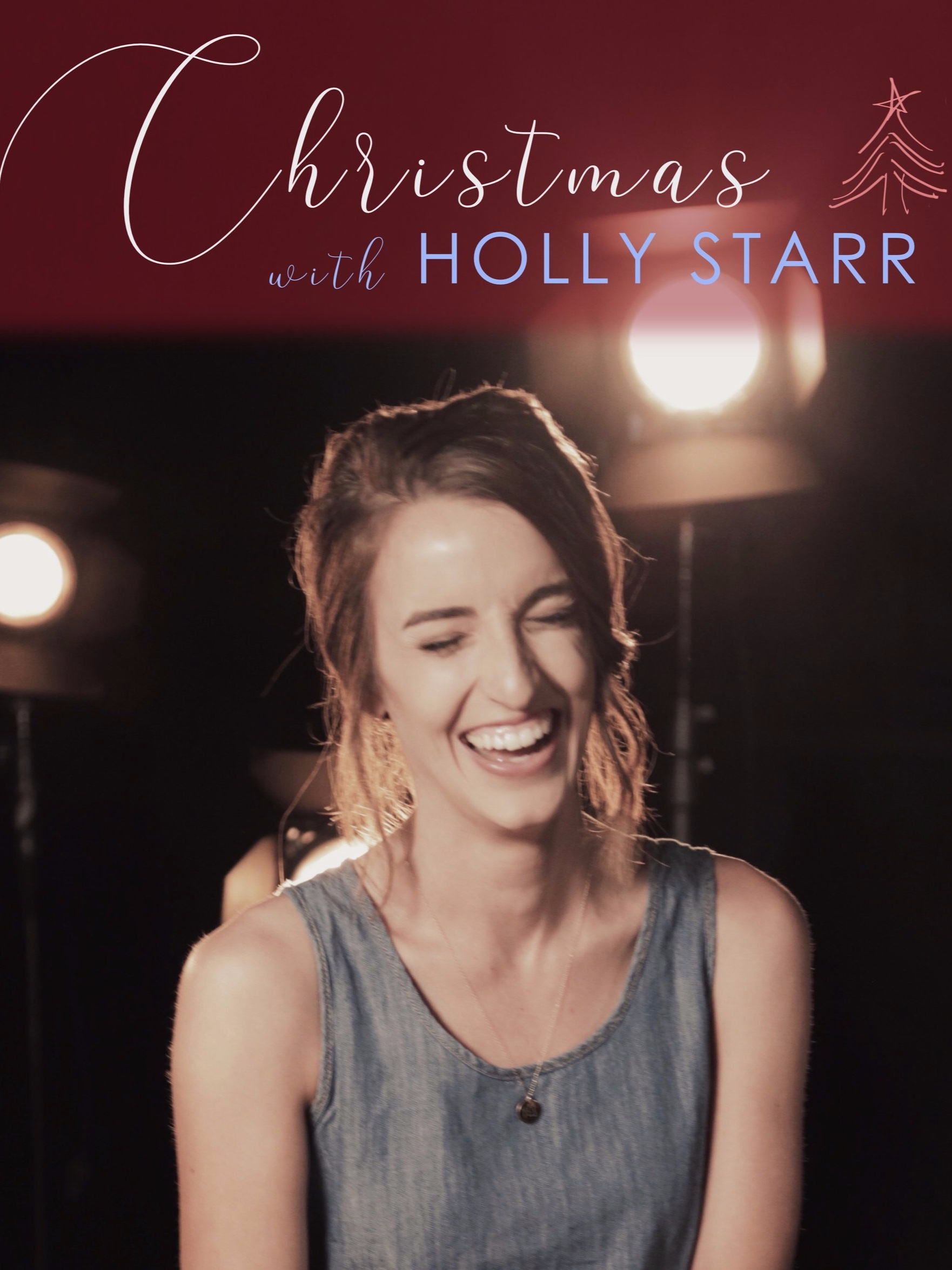 Christmas with Holly Starr - Join Holly Starr this December for her 5th Annual Christmas Tour! Now booking West Coast Dates December 1st thru December 22nd. Contact us for more information.