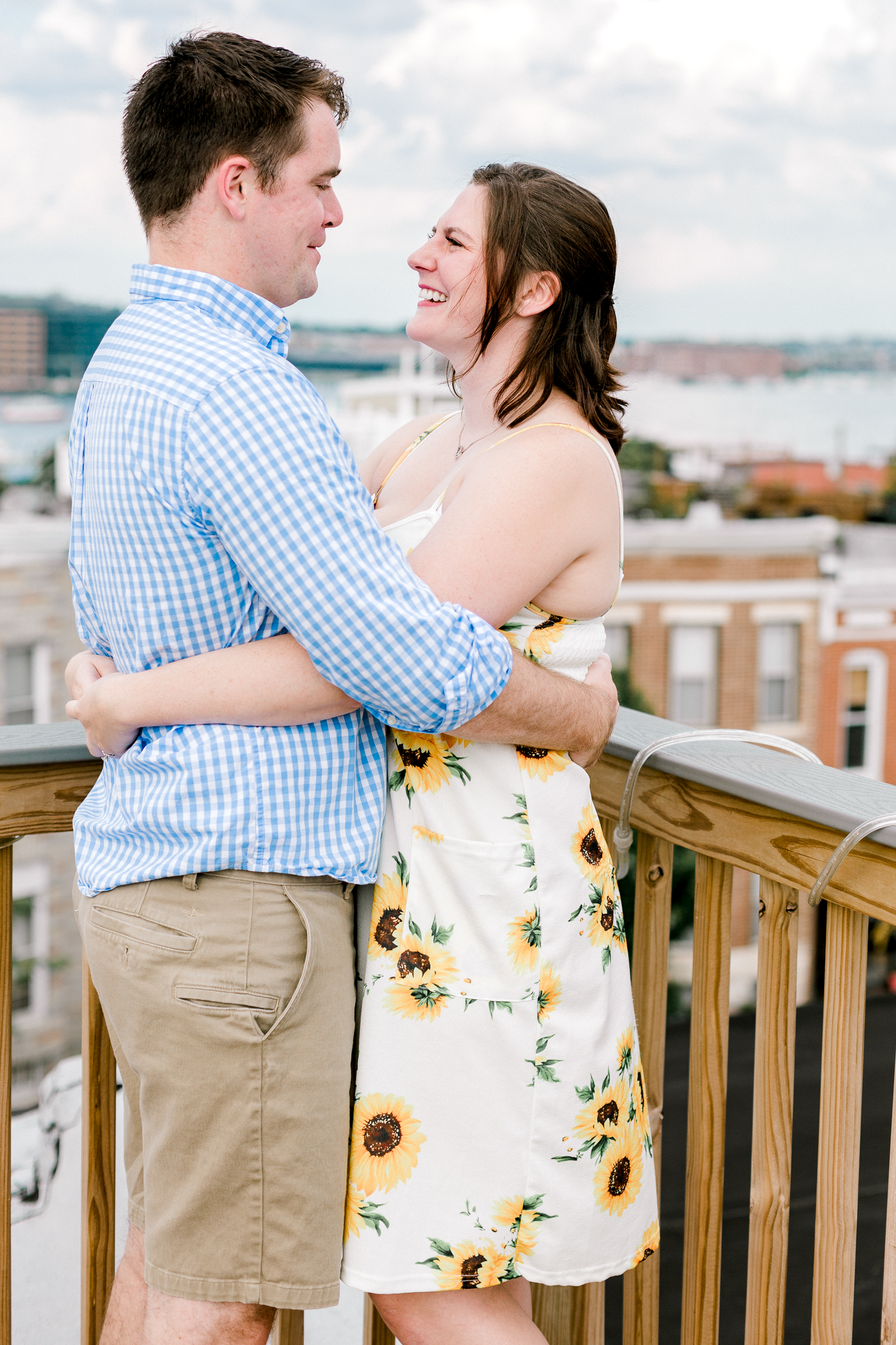 Baltimore Federal Hill Park Stormy Engagement Session Lytle Photo Co (5 of 92).jpg