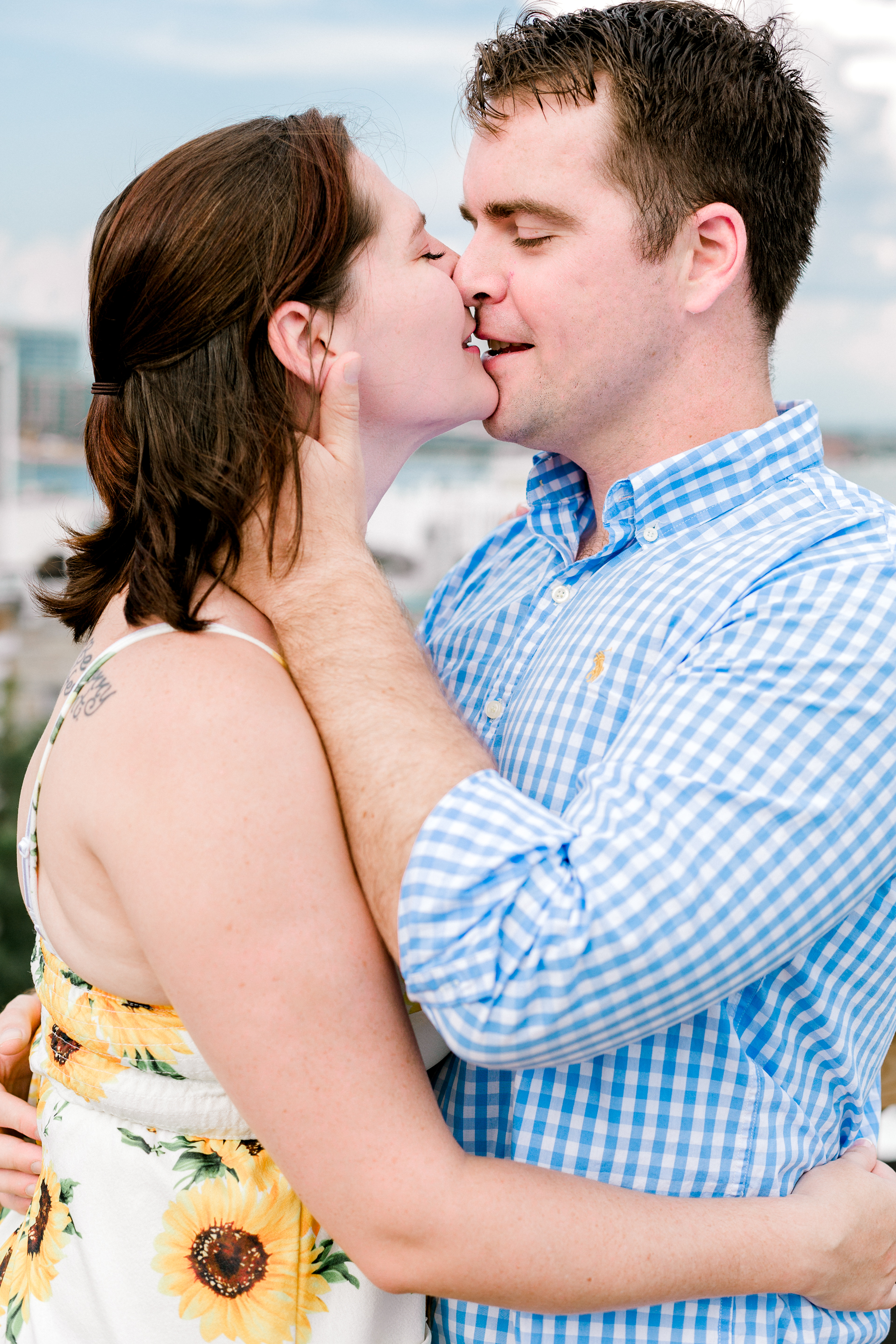 Baltimore Federal Hill Park Stormy Engagement Session Lytle Photo Co (8 of 92).jpg