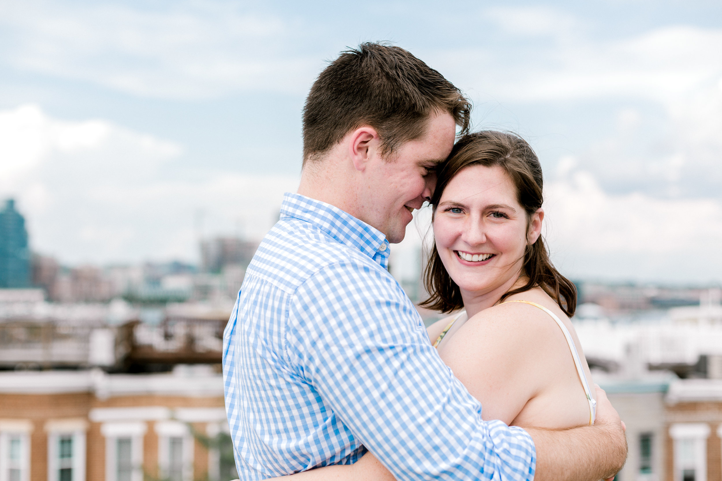 Baltimore Federal Hill Park Stormy Engagement Session Lytle Photo Co (36 of 92).jpg
