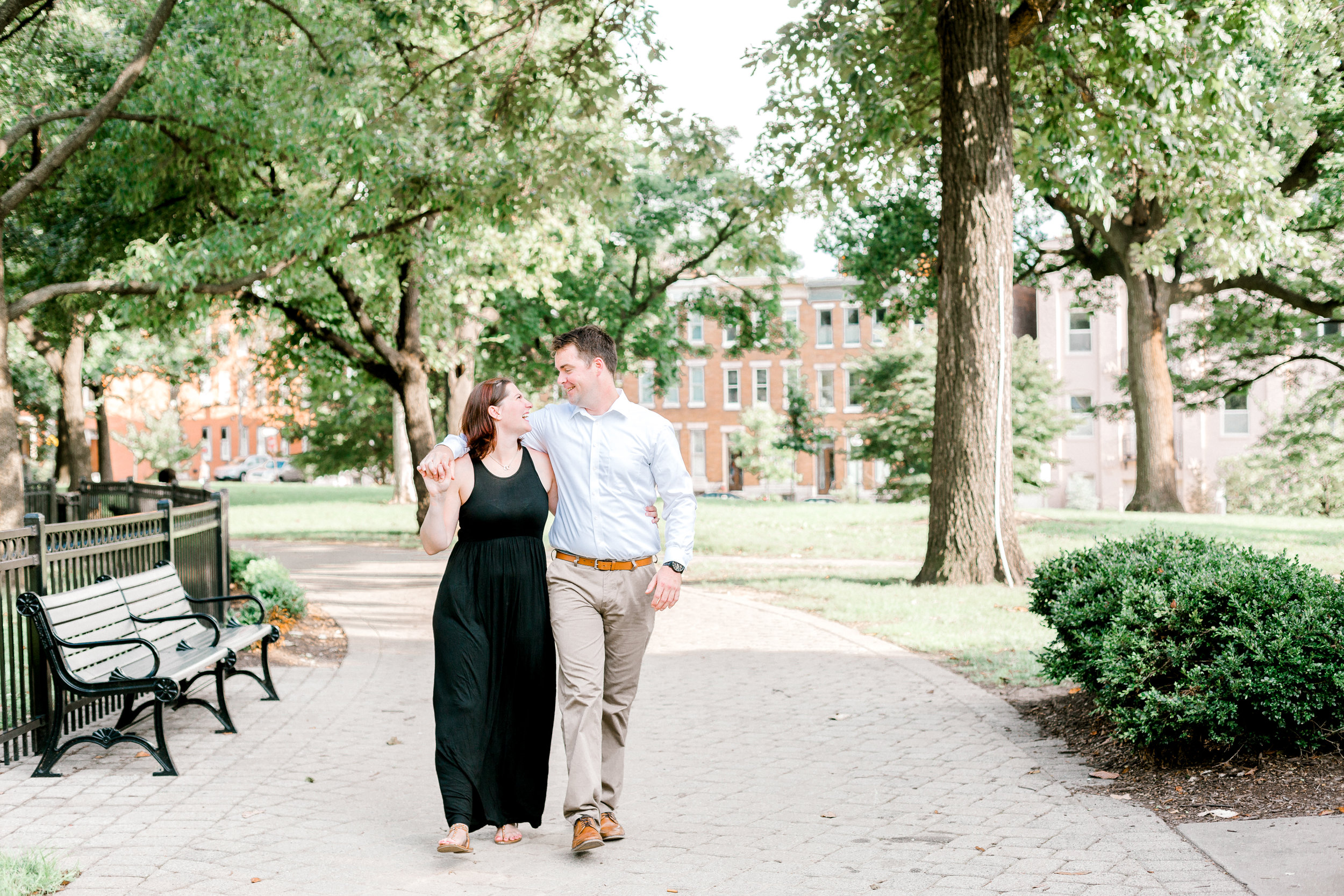Baltimore Federal Hill Park Stormy Engagement Session Lytle Photo Co (18 of 92).jpg