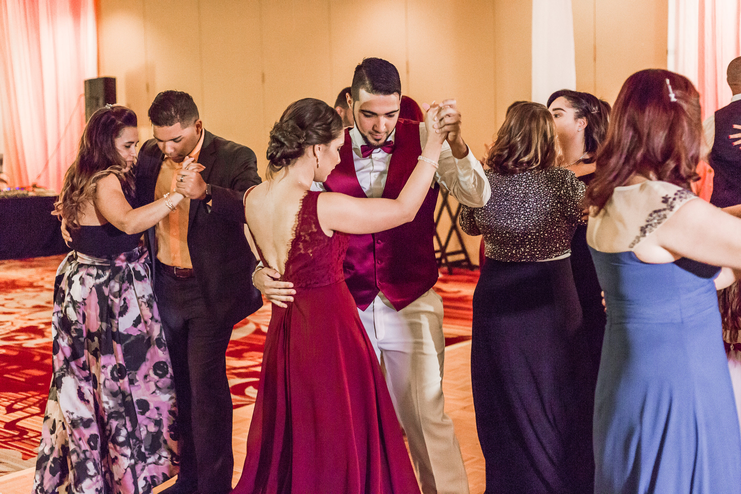 Crowne Plaza Hotel Reading Pennsylvania burgandy and gold  Wedding Lytle Photo Co (4 of 7).jpg