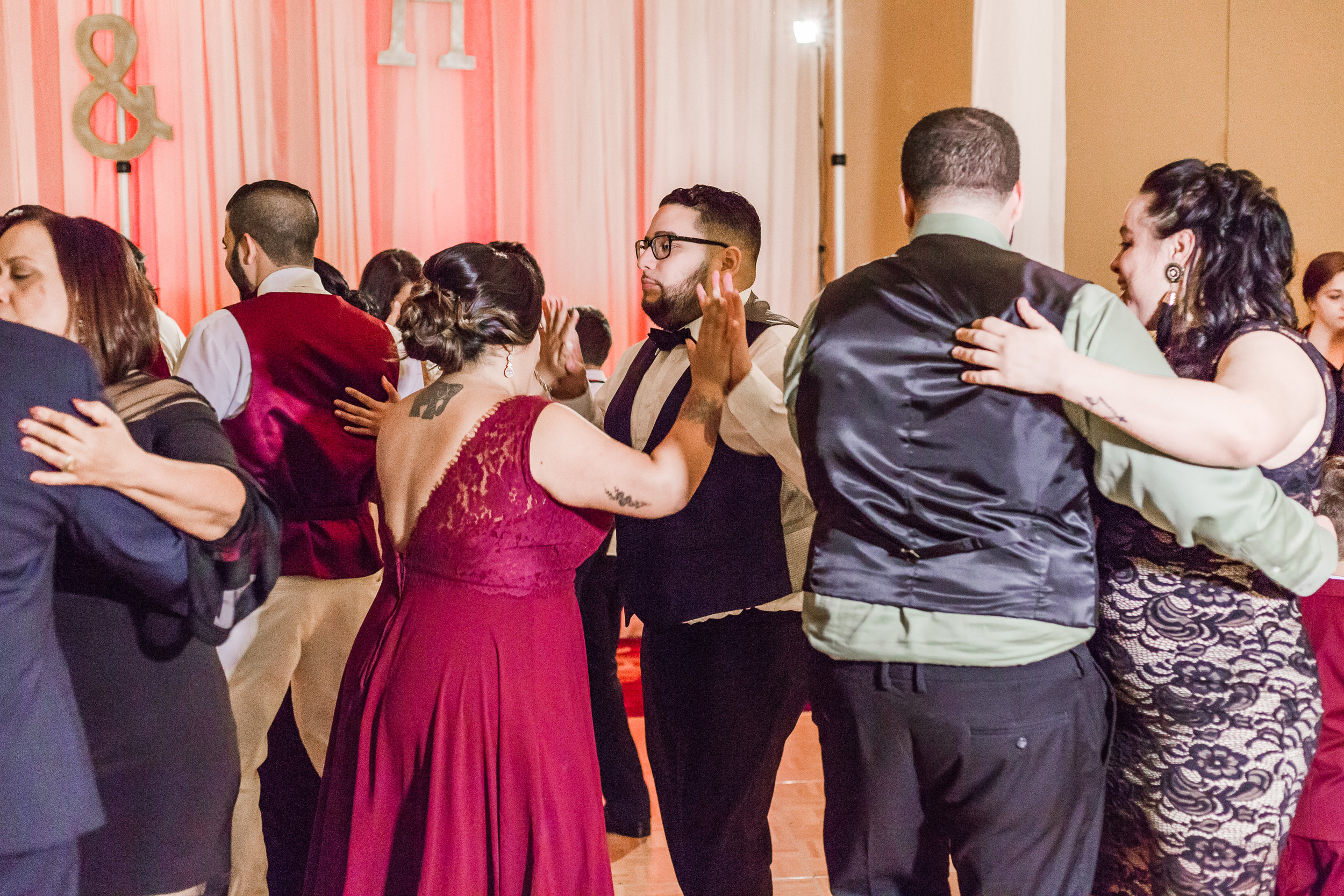 Crowne Plaza Hotel Reading Pennsylvania burgandy and gold  Wedding Lytle Photo Co (3 of 7).jpg