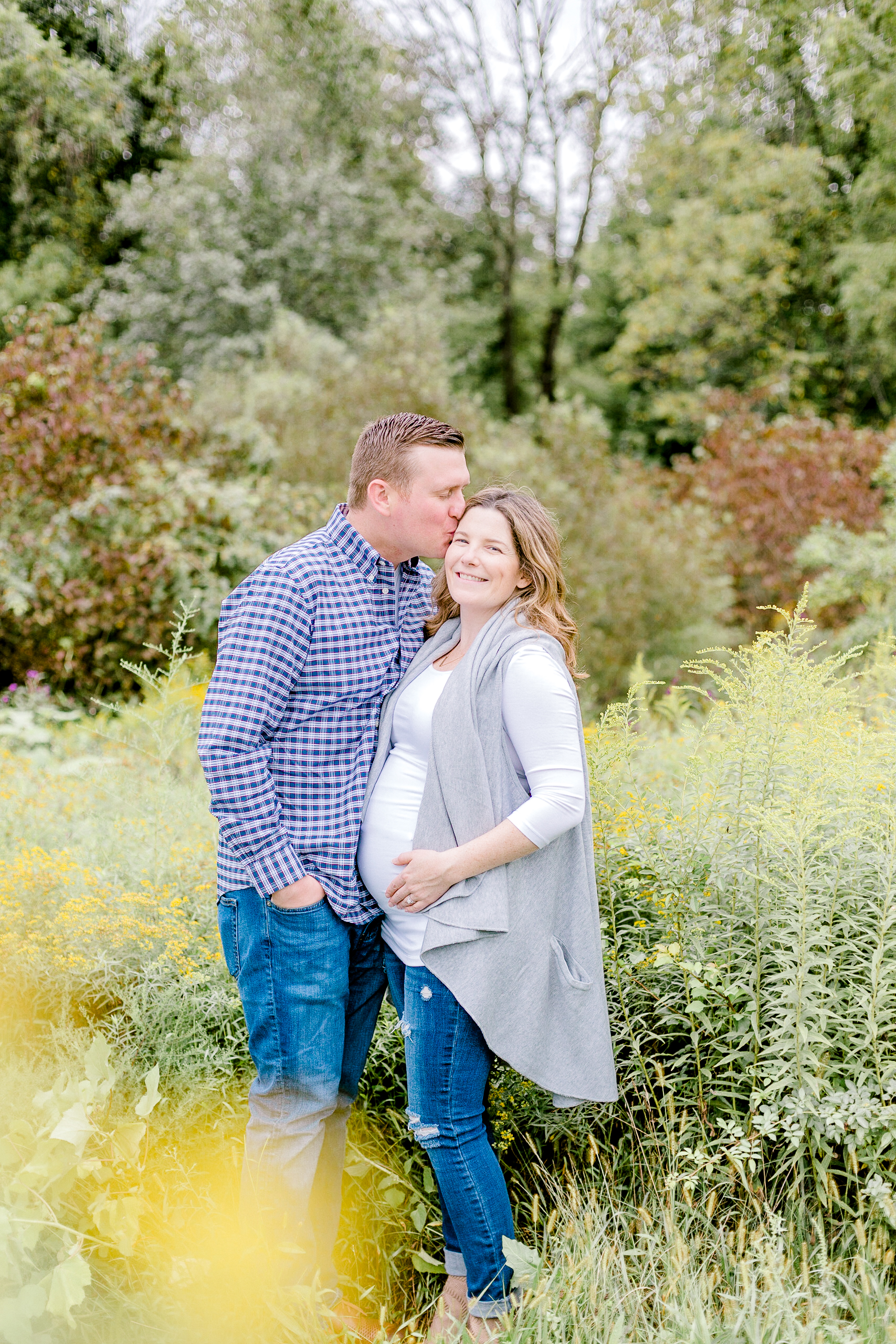 Ambler Pennsylvania Manor house at prophecy creek casual maternity session with dog Lehigh valley wedding photographer Lytle Photo Co (51 of 60).jpg