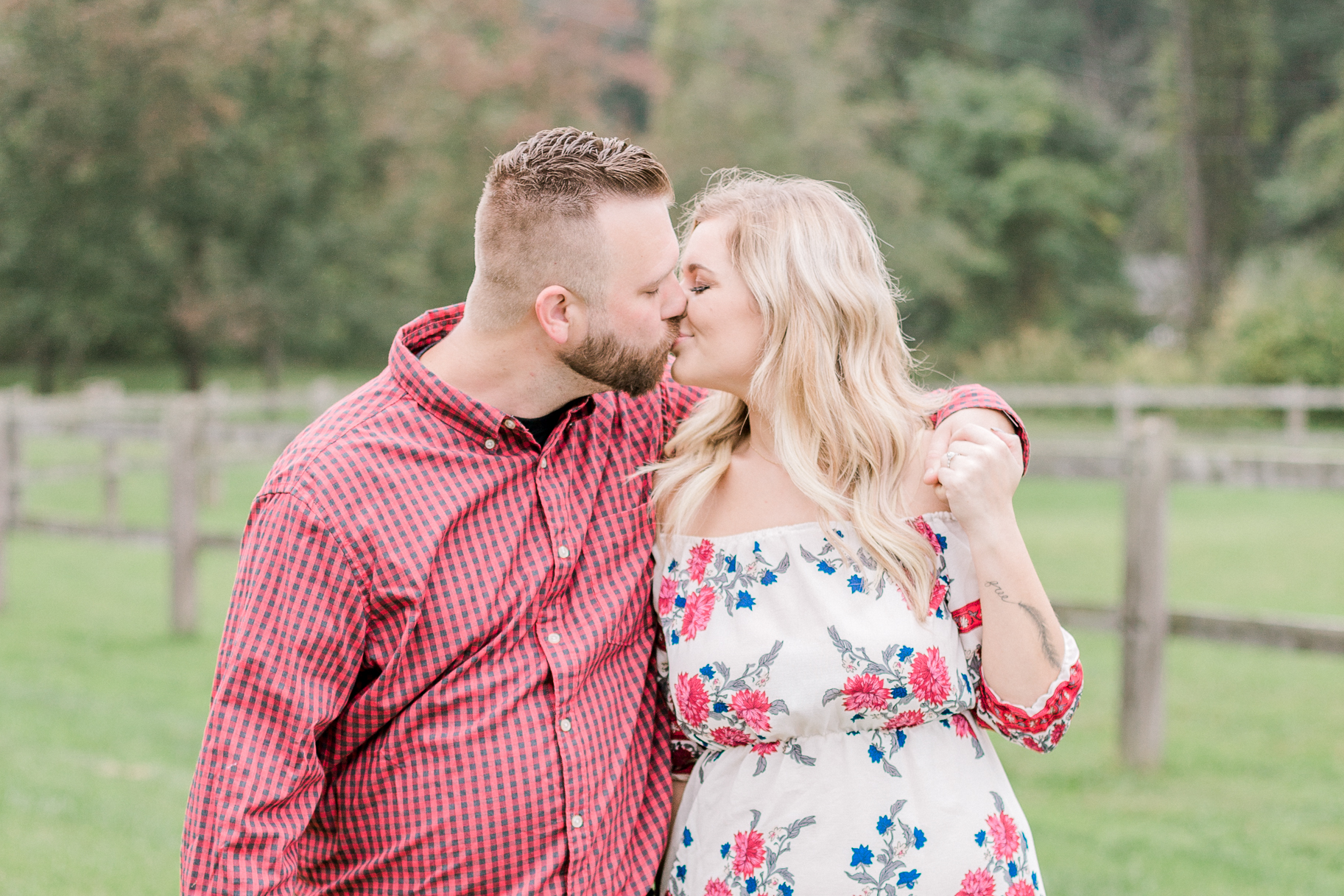 Li'l-Le-Hi Trout Nursery Fish hatchery fall engagement session Lehigh valley wedding photographer Lytle Photo Co (26 of 93).jpg