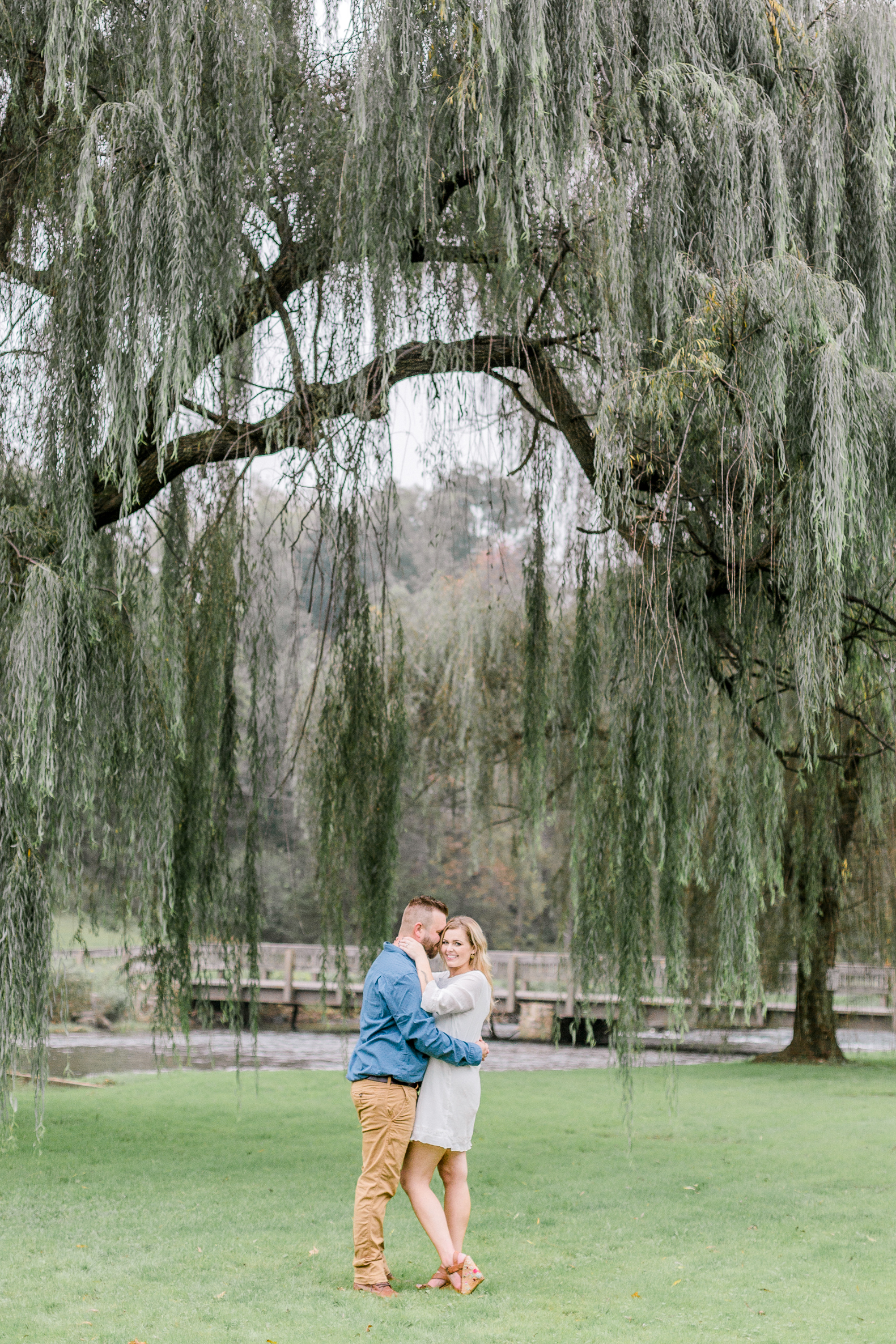 Li'l-Le-Hi Trout Nursery Fish hatchery fall engagement session Lehigh valley wedding photographer Lytle Photo Co (90 of 93).jpg