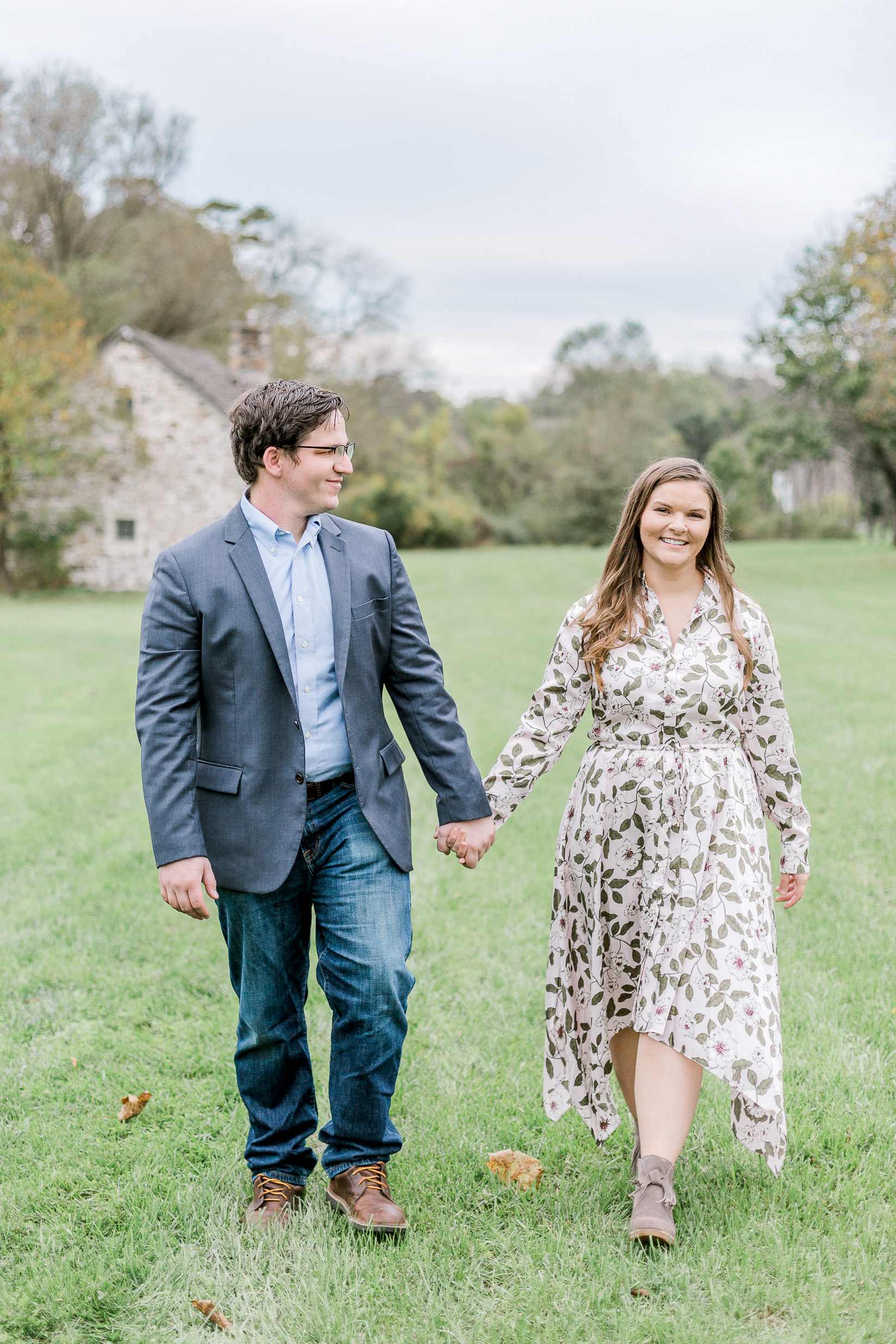 Lehigh valley Fish hatchery fall Engagement Session wedding and lifestyle photographer Lytle Photo Co (30 of 69).jpg