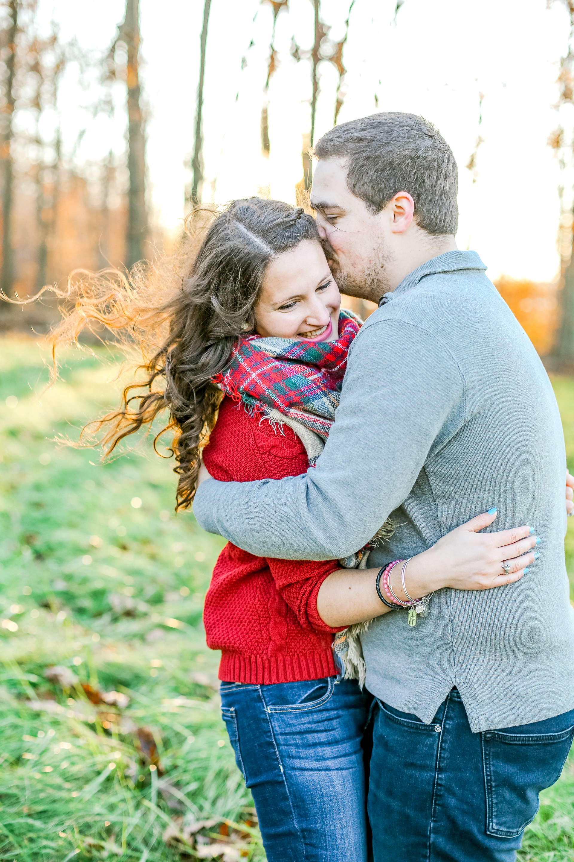 Bucks county Peace Valley Park Doylestown Lehigh Valley fall windy engagement session wedding and lifestyle photographer Lytle Photo Co (50 of 109).jpg