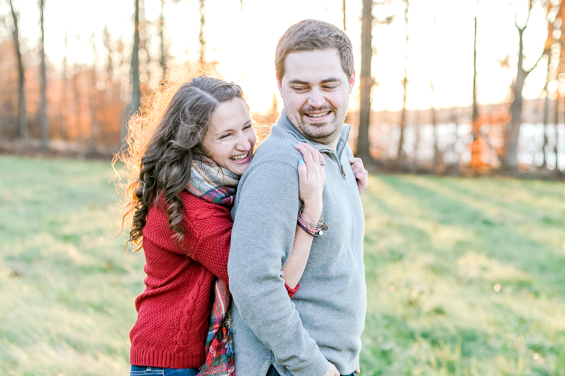 Bucks county Peace Valley Park Doylestown Lehigh Valley fall windy engagement session wedding and lifestyle photographer Lytle Photo Co (100 of 109).jpg