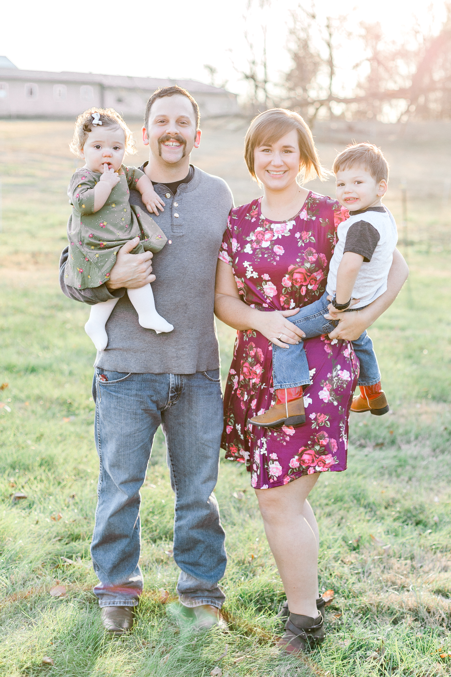 kentucky Fall Family of four family session wedding and lifestyle photographer Lytle Photo Co (11 of 78).jpg