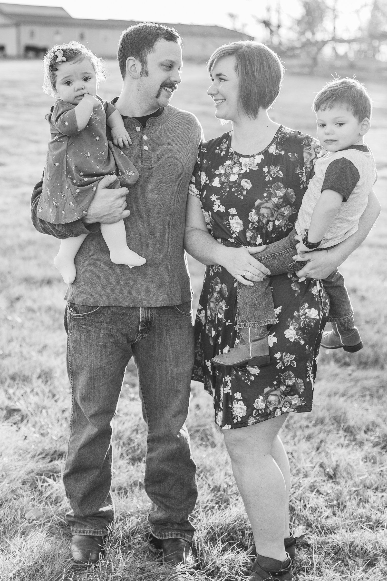 kentucky Fall Family of four family session wedding and lifestyle photographer Lytle Photo Co (13 of 78).jpg
