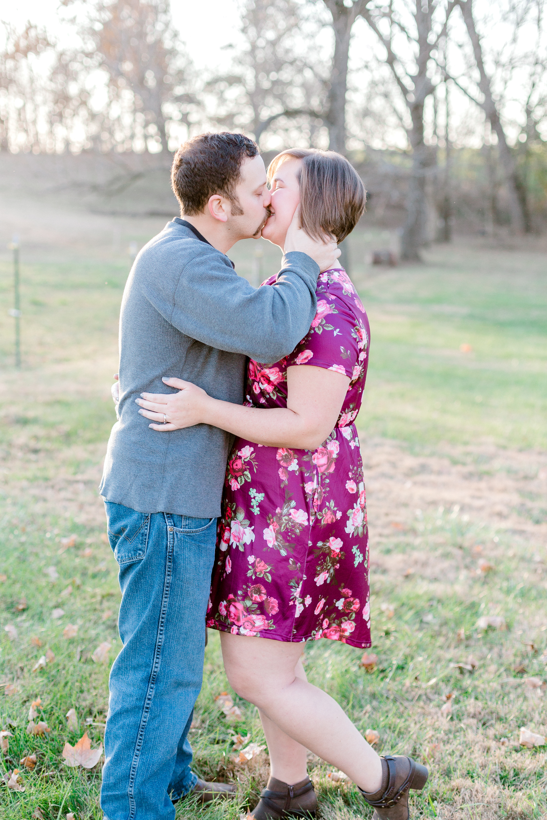 kentucky Fall Family of four family session wedding and lifestyle photographer Lytle Photo Co (53 of 78).jpg