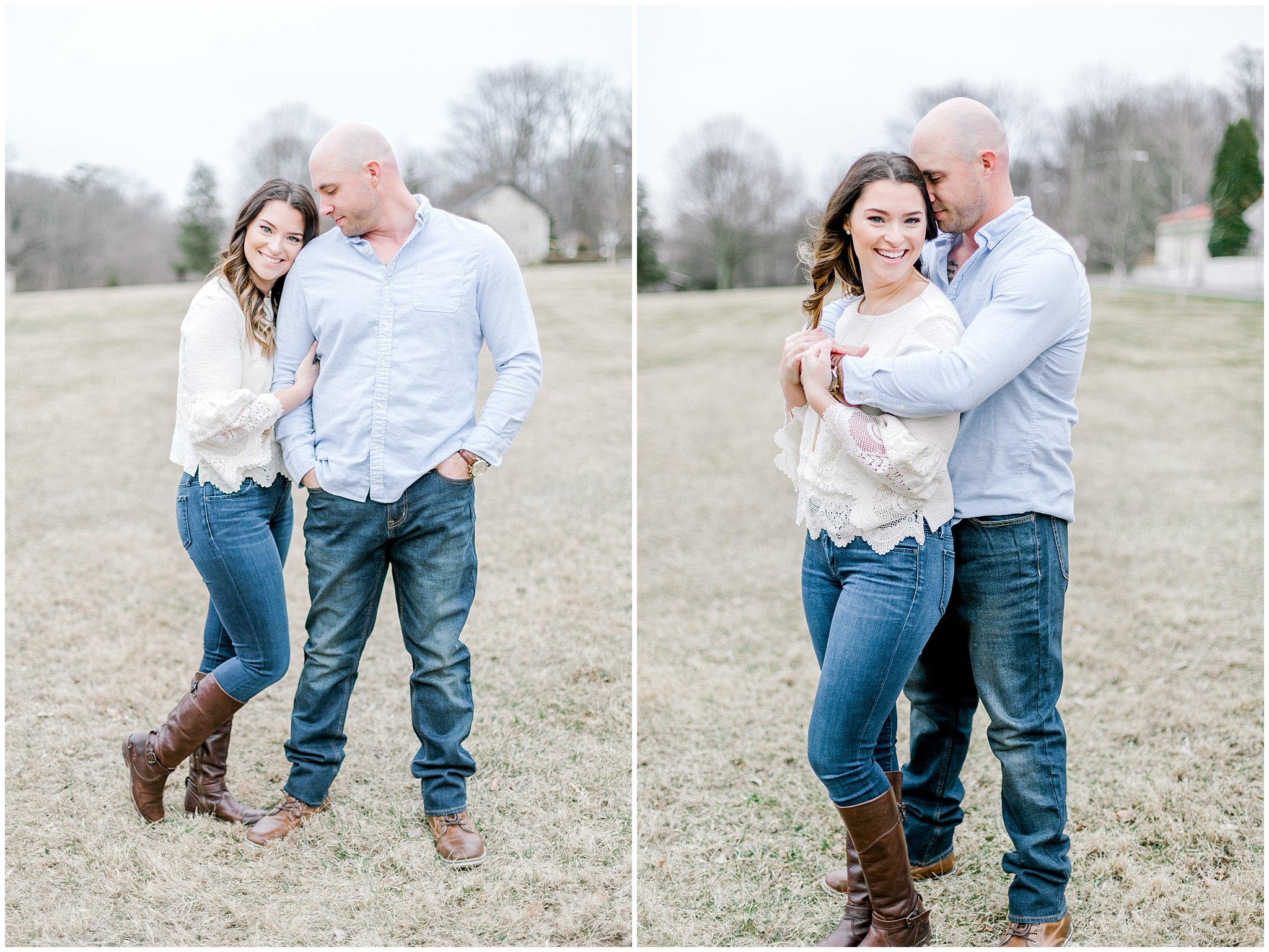 lehigh valley engagement session