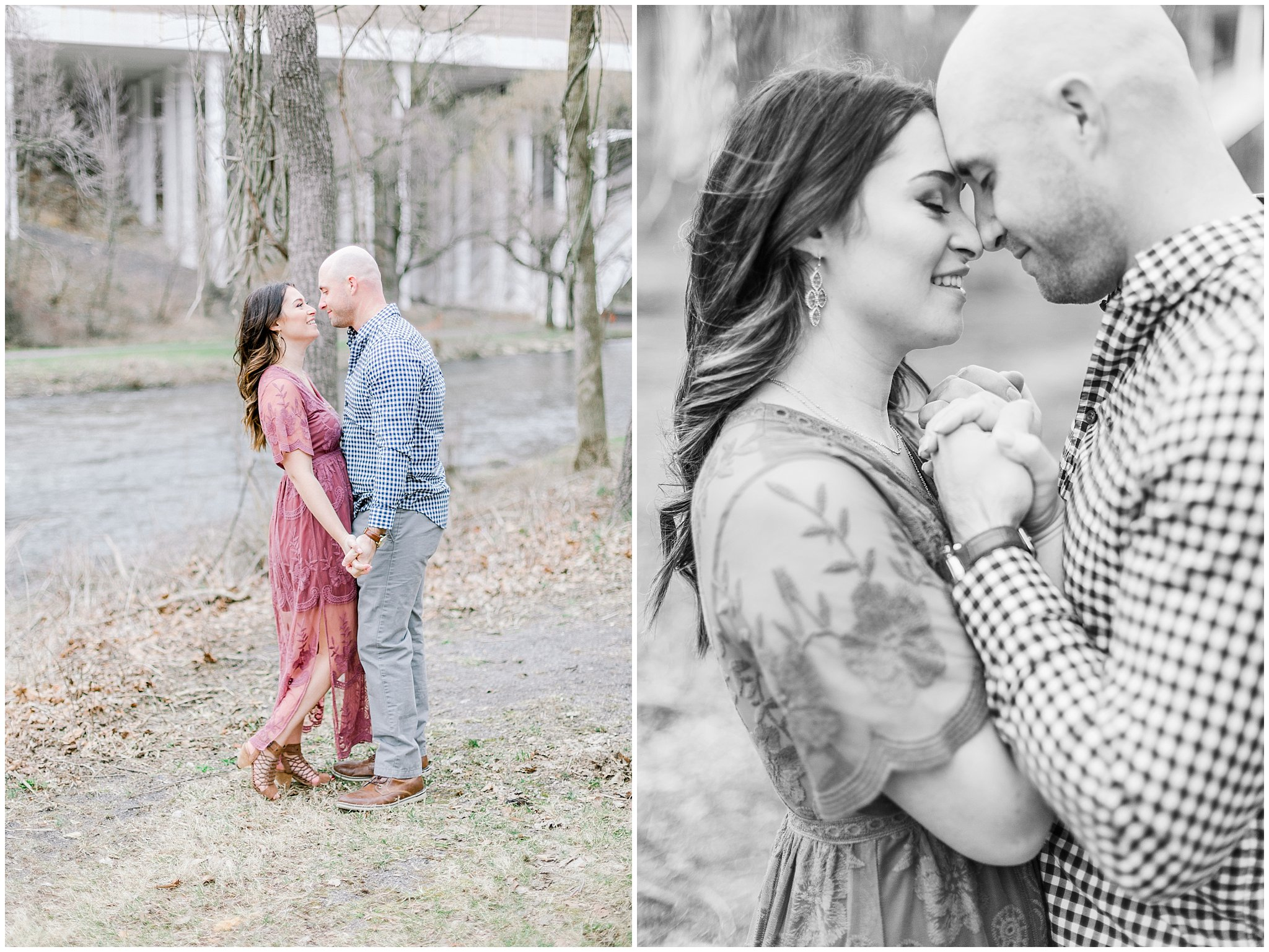 lehigh valley pennsylvania engagement session