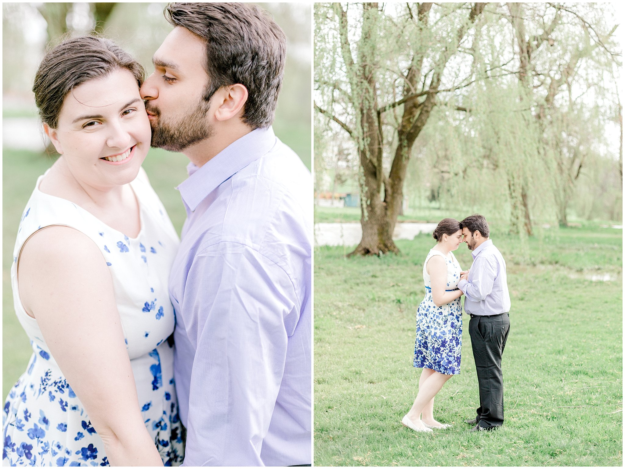 Lehigh Valley Spring Cherry Blossom Engagement Session Pennsylvania Wedding Photographer (3).jpg