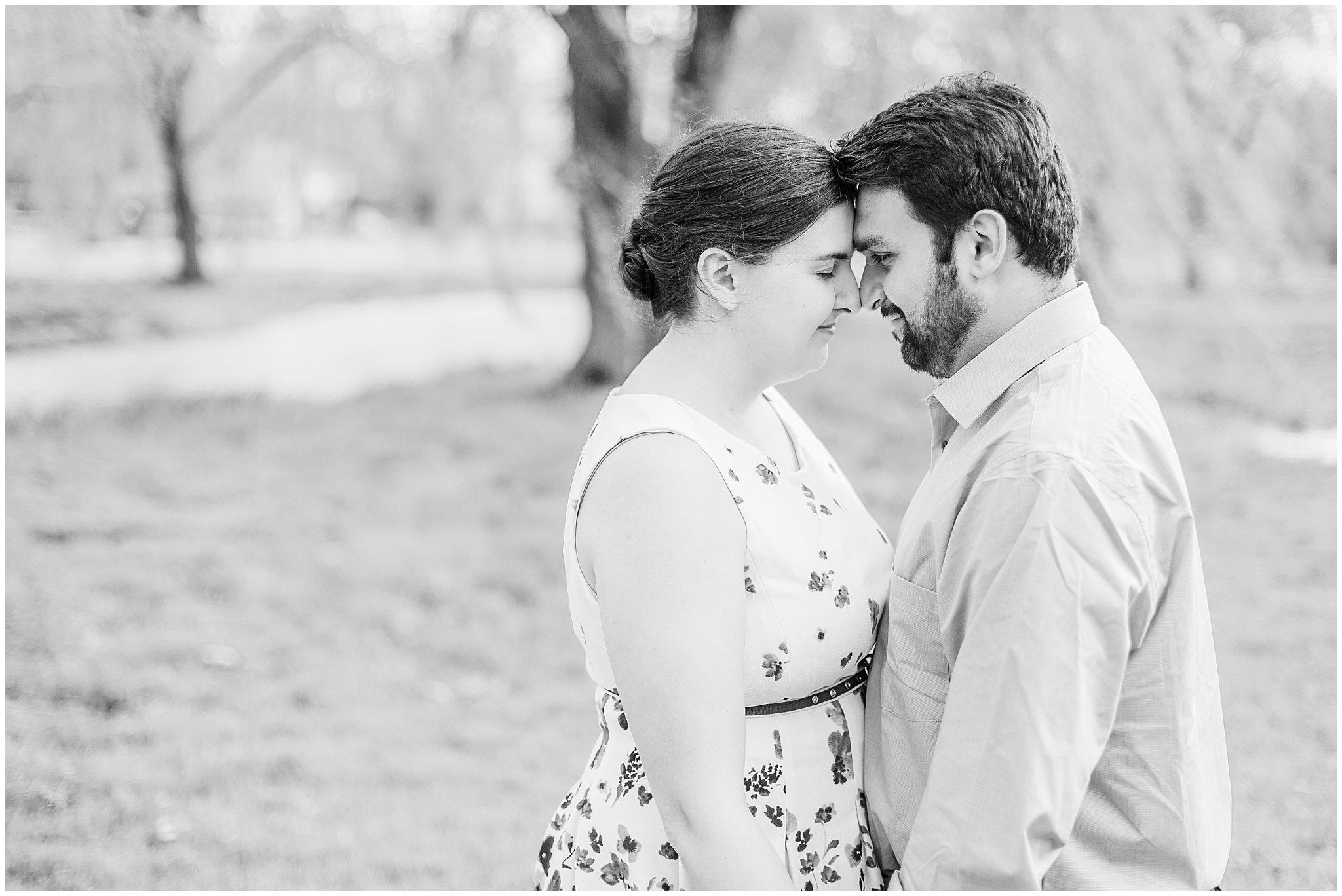 Lehigh Valley Spring Cherry Blossom Engagement Session Pennsylvania Wedding Photographer (27).jpg