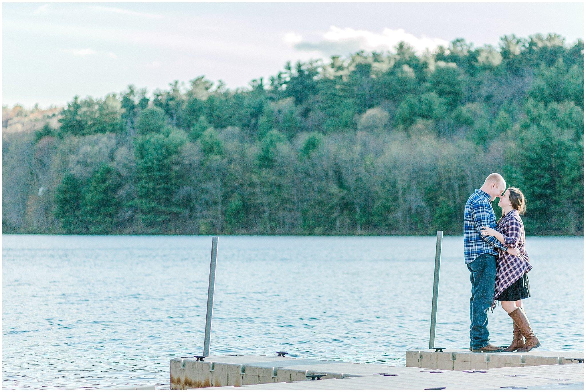 Frances Slocum State Park Springtime NEPA Engagement Session pennsylvania wedding and lifestyle photographer_0017.jpg