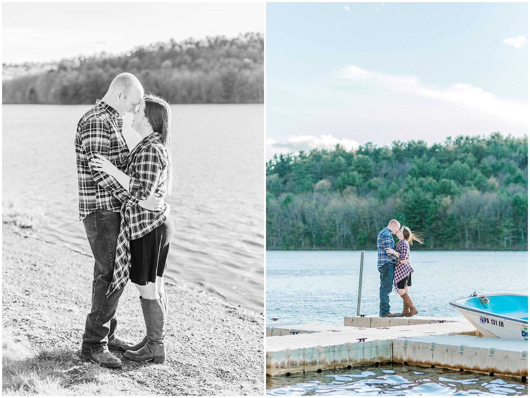 Frances Slocum State Park Springtime NEPA Engagement Session pennsylvania wedding and lifestyle photographer_0018.jpg