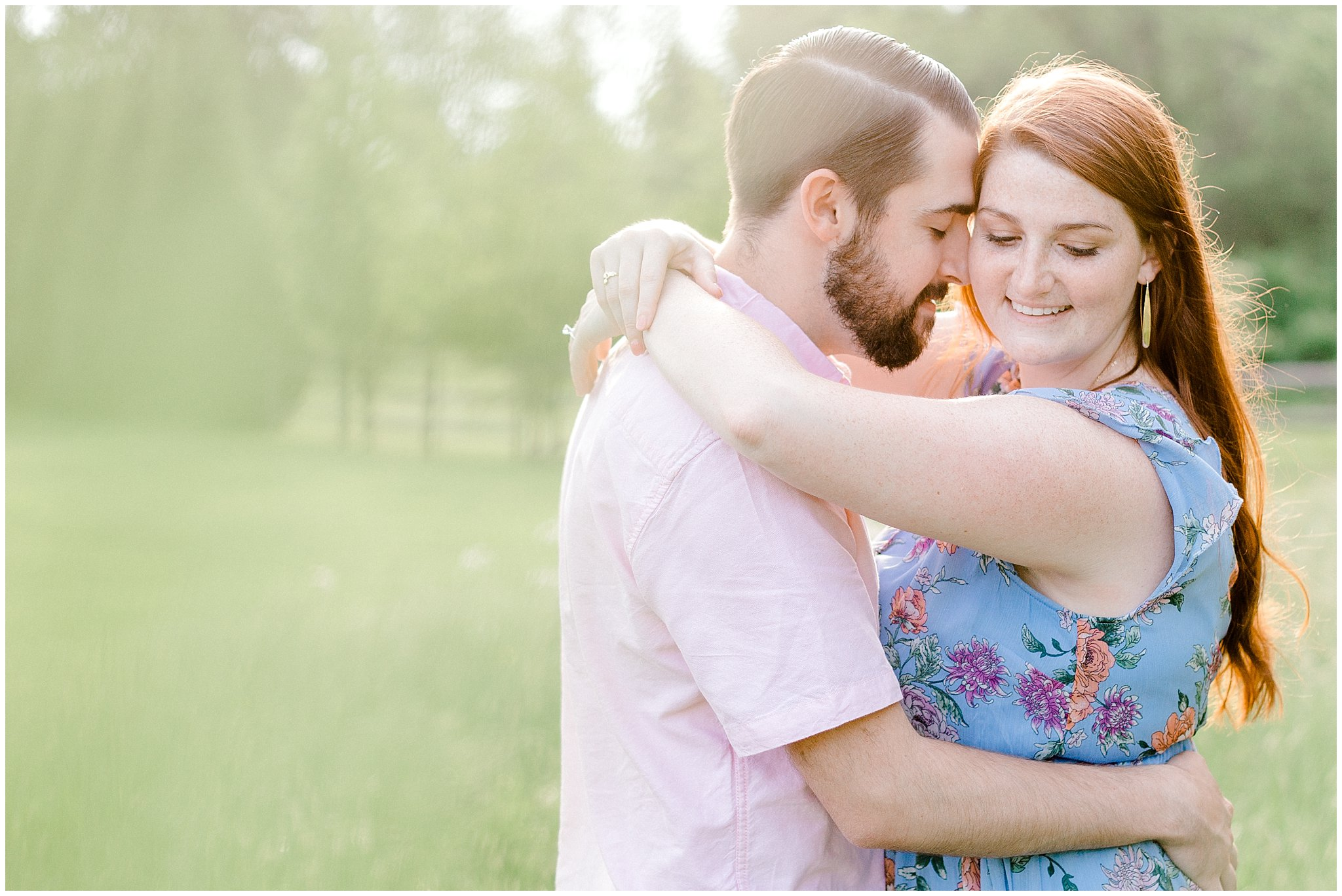 Manor house at prophecy Creek Blue Bell PA wedding venue summertime field engagement session lehigh valley based wedding and lifestyle photographe_0021.jpg