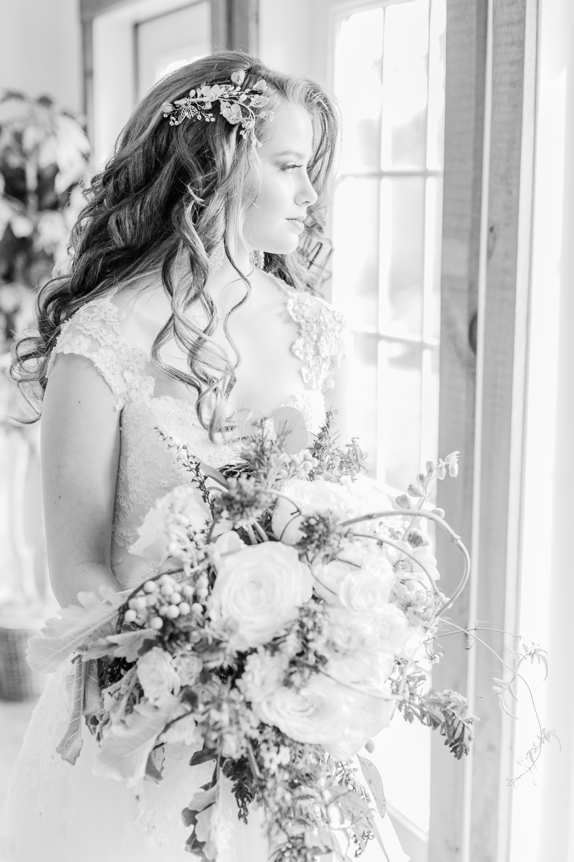 Dusty Blue Winter Wedding at Barn and Hill Reading PA Lehigh Valley wedding and lifestyle photographer Lytle Photo Co (59 of 218).jpg