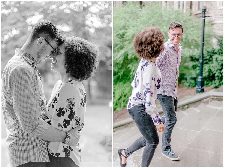 Princeton University Campus engagement session Pennsylvania based wedding and lifestyle photographer lytle photographer_0004.jpg