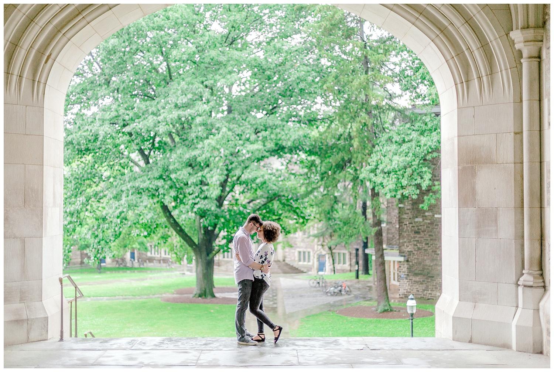 Princeton University Campus engagement session Pennsylvania based wedding and lifestyle photographer lytle photographer_0003.jpg