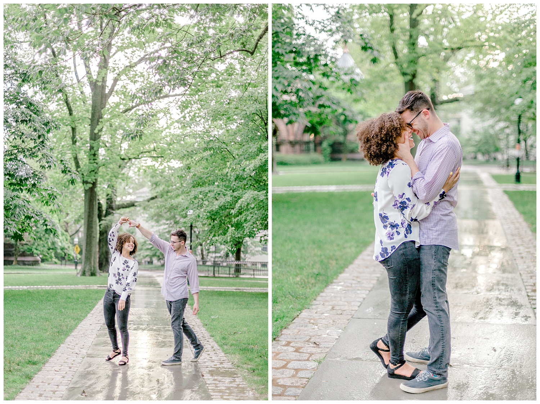 Princeton University Campus engagement session Pennsylvania based wedding and lifestyle photographer lytle photographer_0015.jpg