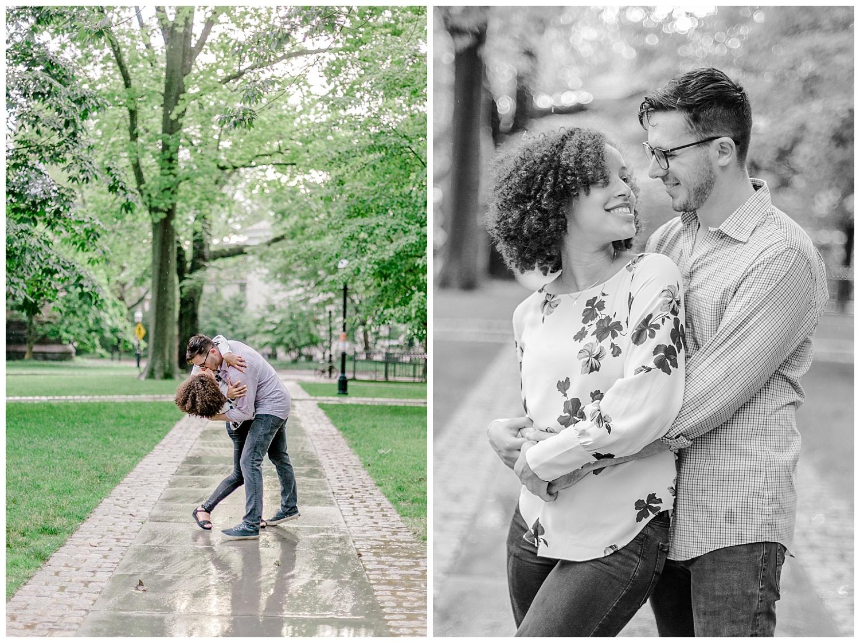Princeton University Campus engagement session Pennsylvania based wedding and lifestyle photographer lytle photographer_0016.jpg