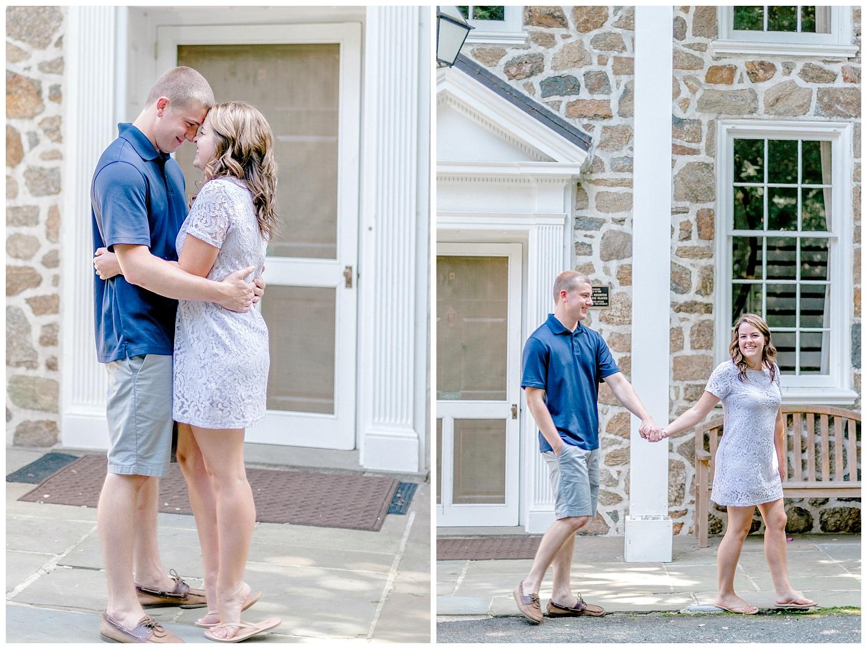Welkinweir estate summertime engagement session Pennsylvania based wedding and lifestyle photographer lytle photography_0002.jpg