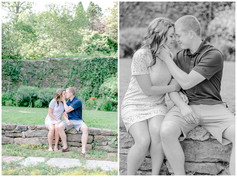 Welkinweir estate summertime engagement session Pennsylvania based wedding and lifestyle photographer lytle photography_0005.jpg