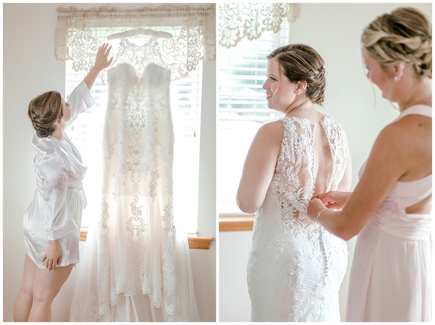 Navy and Blush pink inspired summertime whitewoods wedding in Northeastern Pennsylvania NEPA wapwallopen wedding venue by  PA based wedding and lifestyle photographer Lytle photography_0009.jpg