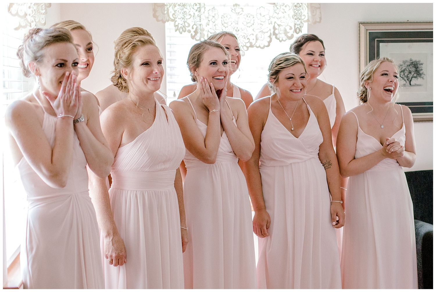 Navy and Blush pink inspired summertime whitewoods wedding in Northeastern Pennsylvania NEPA wapwallopen wedding venue by  PA based wedding and lifestyle photographer Lytle photography_0013.jpg
