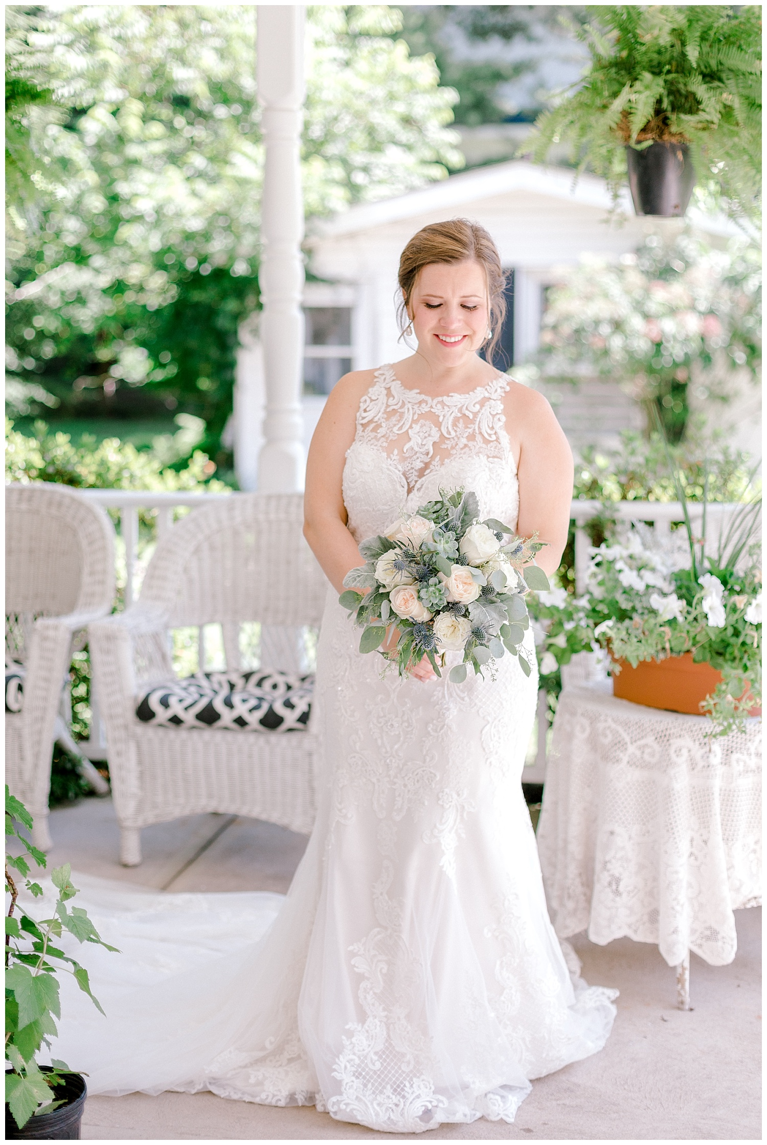 Navy and Blush pink inspired summertime whitewoods wedding in Northeastern Pennsylvania NEPA wapwallopen wedding venue by  PA based wedding and lifestyle photographer Lytle photography_0015.jpg
