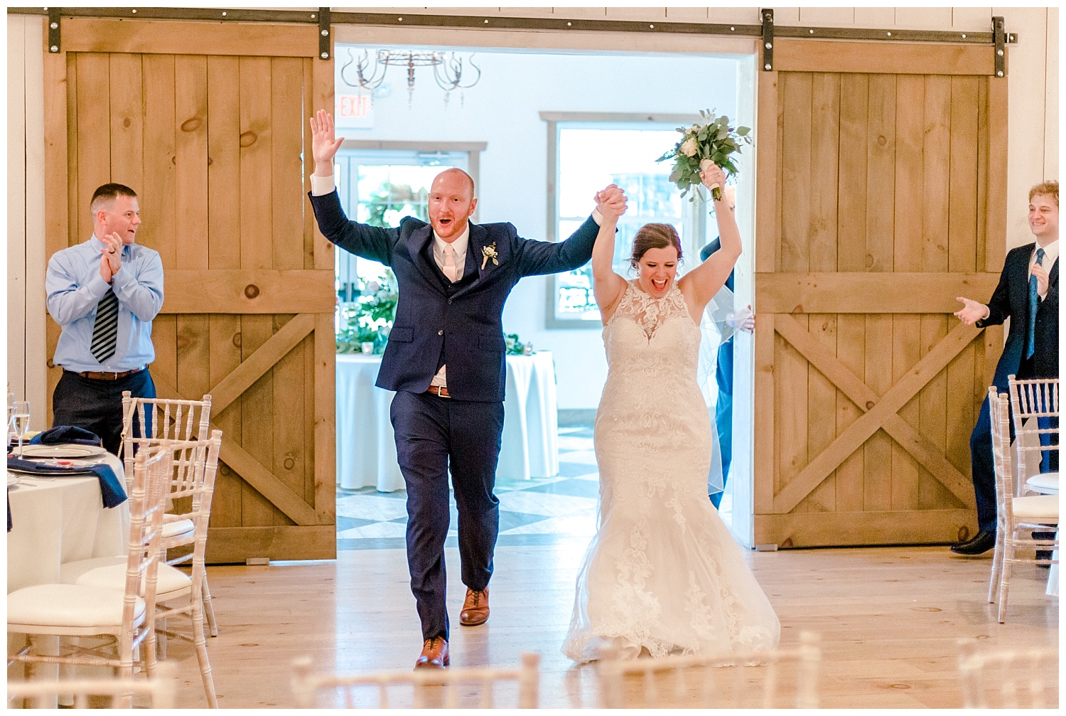 Navy and Blush pink inspired summertime whitewoods wedding in Northeastern Pennsylvania NEPA wapwallopen wedding venue by  PA based wedding and lifestyle photographer Lytle photography_0047.jpg