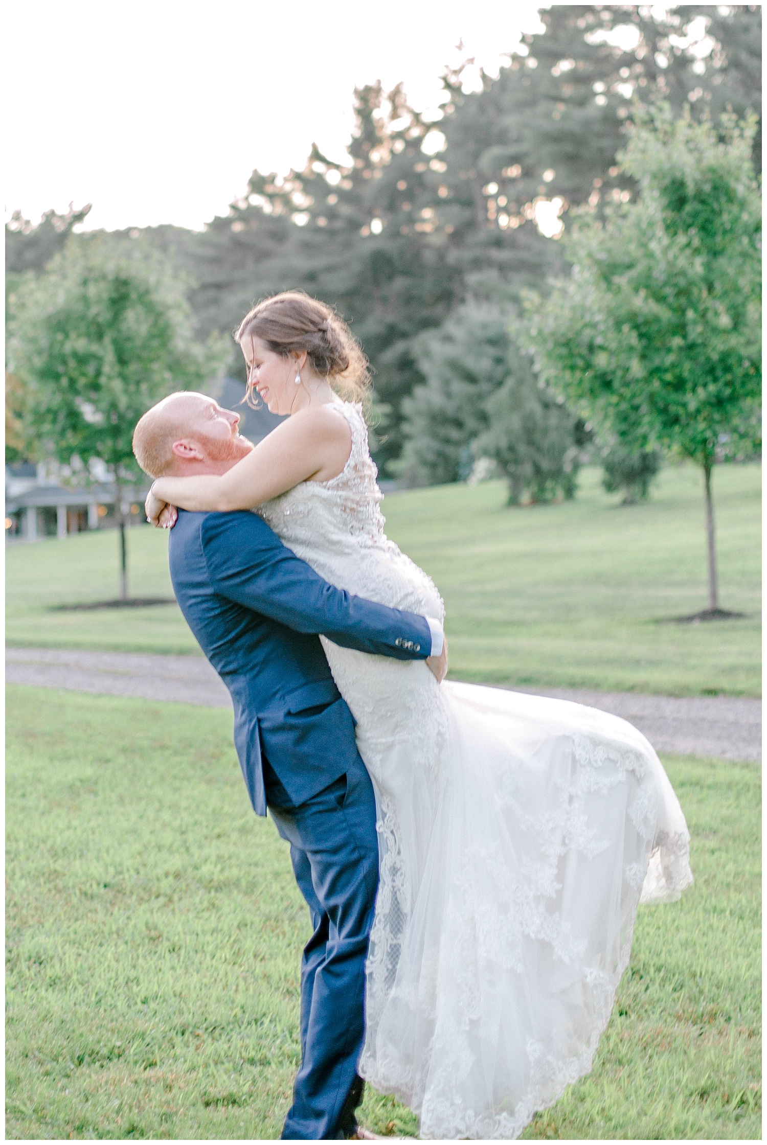 Navy and Blush pink inspired summertime whitewoods wedding in Northeastern Pennsylvania NEPA wapwallopen wedding venue by  PA based wedding and lifestyle photographer Lytle photography_0070.jpg