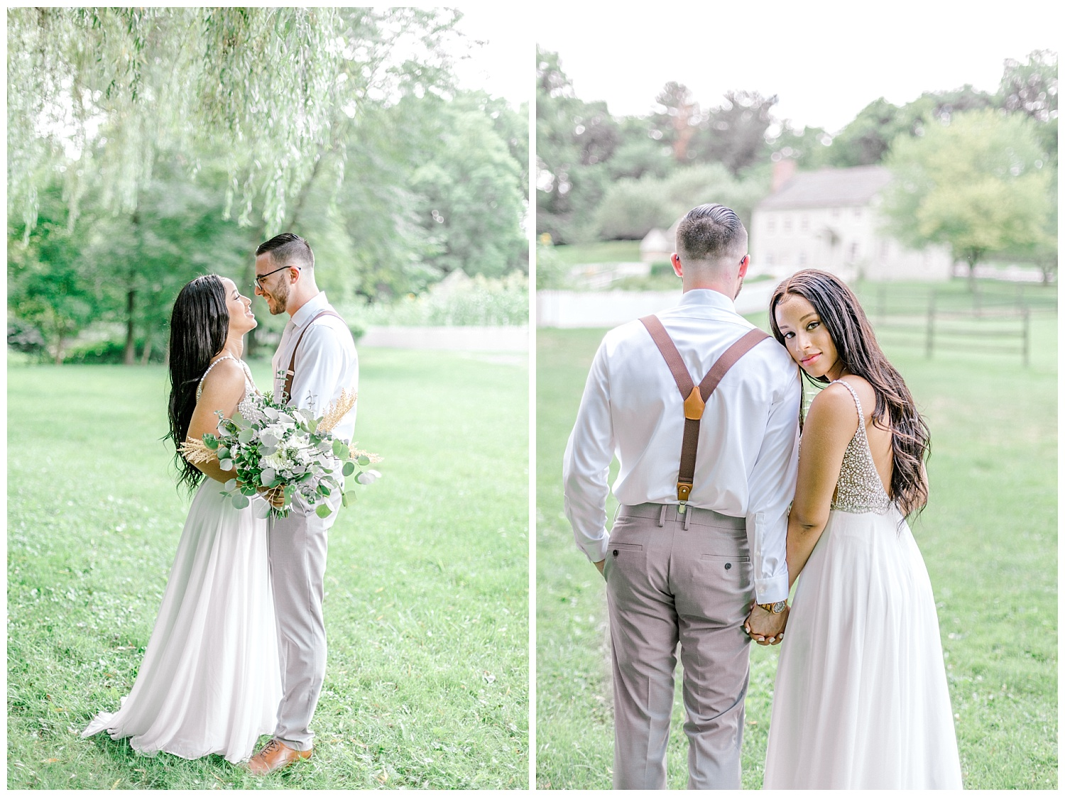 Olive green and white rustic barn wedding at burnside plantation in bethlehem pennsylvania by PA based destination wedding and lifestyle photographer Lytle photography (20).jpg