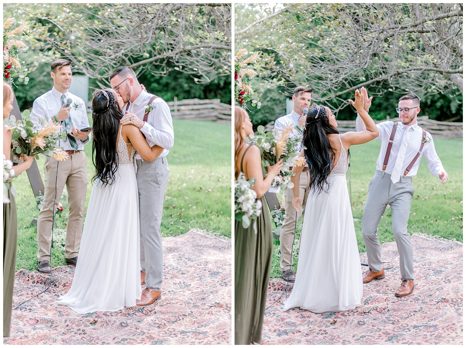 Olive green and white rustic barn wedding at burnside plantation in bethlehem pennsylvania by PA based destination wedding and lifestyle photographer Lytle photography (46).jpg