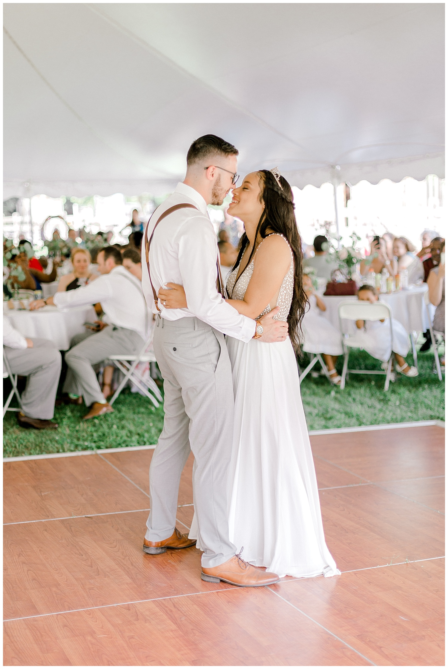 Olive green and white rustic barn wedding at burnside plantation in bethlehem pennsylvania by PA based destination wedding and lifestyle photographer Lytle photography (57).jpg