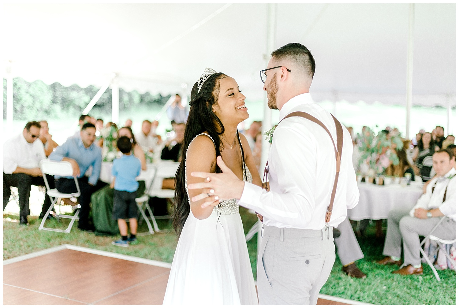 Olive green and white rustic barn wedding at burnside plantation in bethlehem pennsylvania by PA based destination wedding and lifestyle photographer Lytle photography (61).jpg