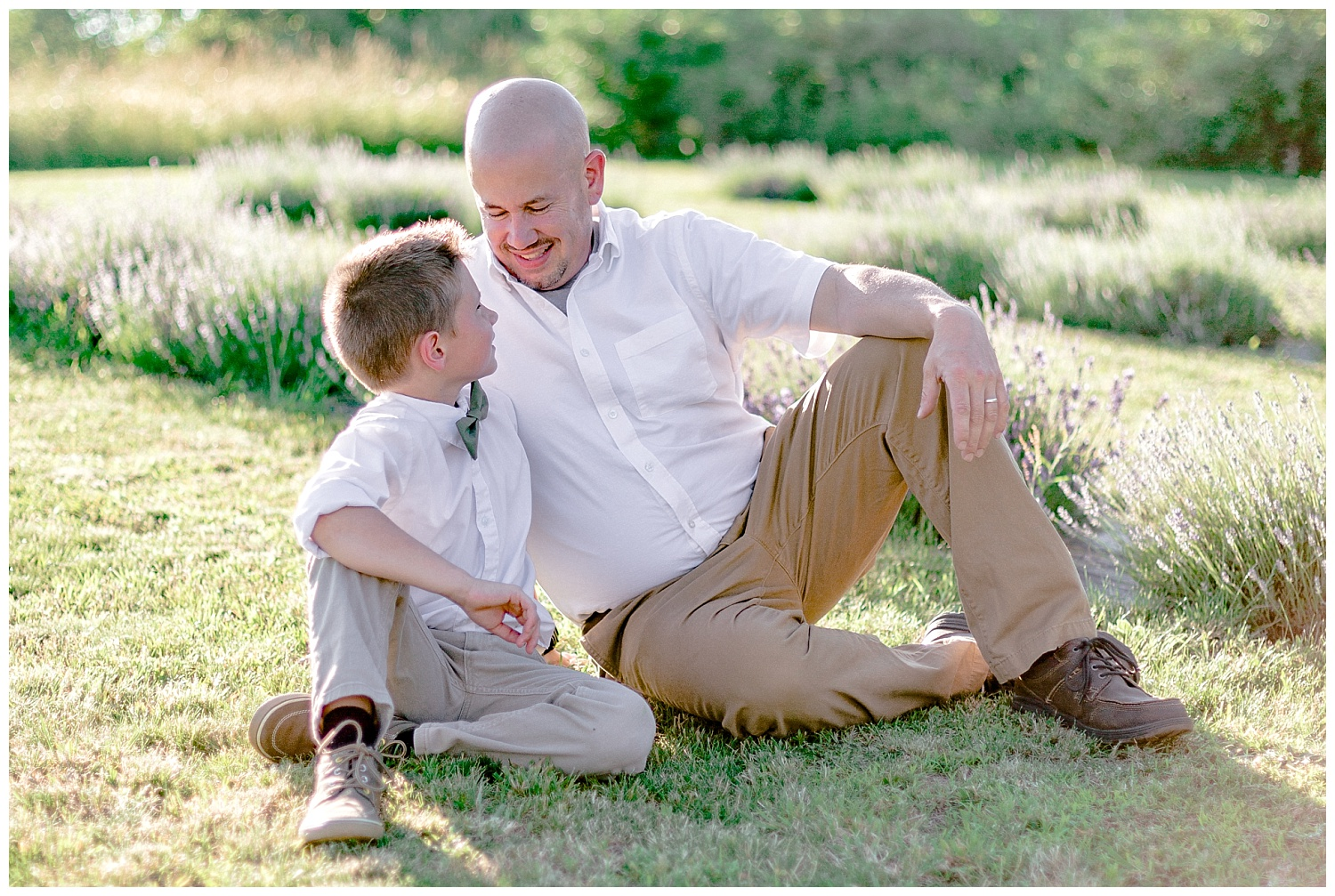 Upstate New York olive green and blush lavender field farm golden hour family session by lehigh valley Pennsylvania based wedding and lifestyle photographer Lytle photography_0005.jpg